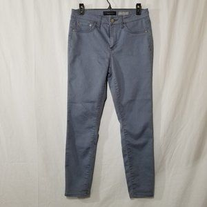 Aeropostale high waisted ankle gray jeggings